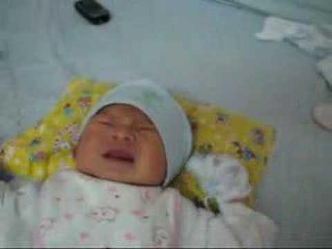 Khánh Duy 1 tháng tuổi
