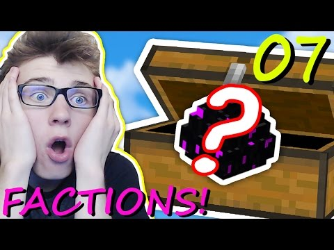 THiS iTEM iS GONNA BE WORTH SO MUCH MONEY!!! (Minecraft District Factions) Ep. 7