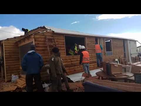 הרס בית משפחה בחוות ישוב הדעת בגוש שילה