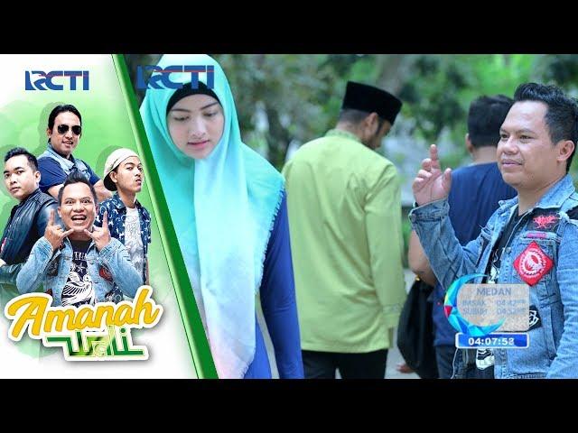 AMANAH WALI - Faang Tommy Balik Pesantren Lagi [09 Juni 2017]