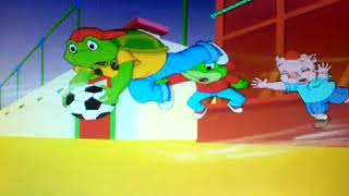 Leapfrog storybook factory crash🐸⚽🚿🏢