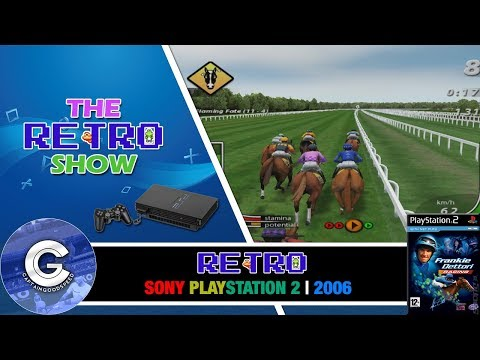 The Retro Show Frankie Dettori Racing Playstation 2 The Grand National Retro Games Youtube