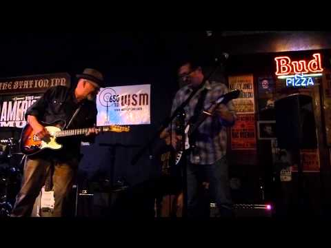 Phil Madeira - Bad Sense of Direction - Americana Music Festival 2013