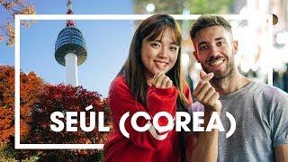 EL CORAZÓN DE COREA: SEÚL EN OTOÑO ft Jeks Coreana (4K) | enriquealex