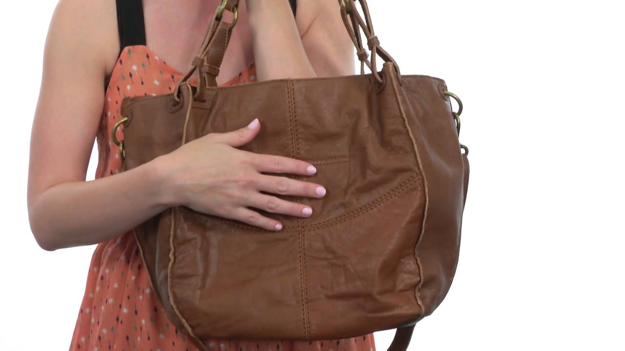 6ca260252 The Sak Silverlake Tote SKU:#8307761 - YouTube