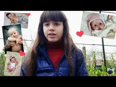 Бесплатный реборн ? Как уговорить родителей купить куклу реборн Reborn baby