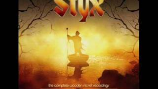 Watch Styx Unfinished Song video