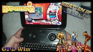 GPD Win (Hyperspin) [Beat' Em Up Arcade Collections Pack] [Download]
