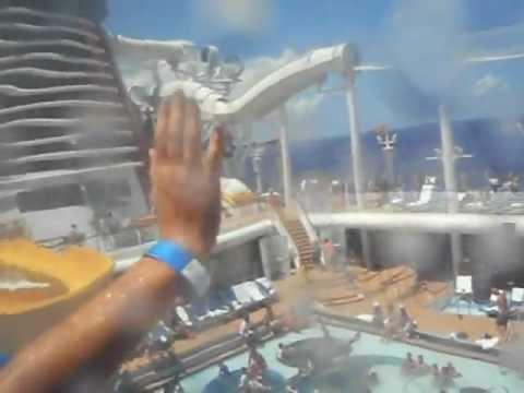 Disney Magic - Tour of Disney Cruise Line Ship