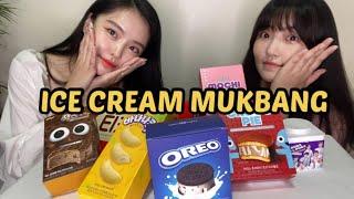 ice cream MUKBANG  아이스크림 먹방
