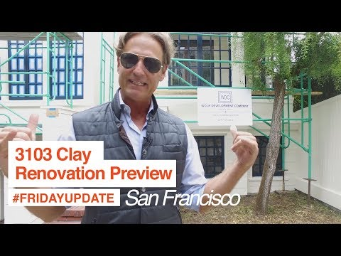 San Francisco Real Estate Renovation   Pacific Heights Remodel   Armour Group SF