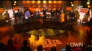 Little Big Town  Born This Way  on Rosie 10/19/11