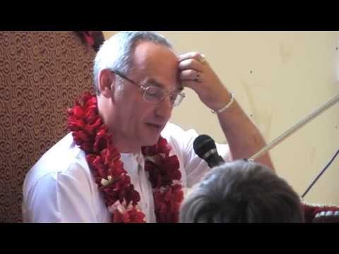 Шримад Бхагаватам 2.9.32 - Аударья Дхама прабху