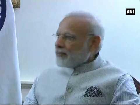 PM Modi meets US Secretary of Defence Jim Mattis - ANI News