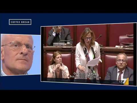 La virologa Ilaria Capua lascia la Camera e il Paese