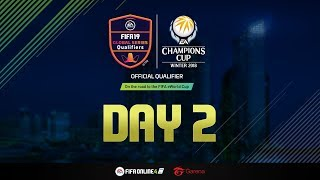 FIFA Online 4 : EACC 2018 Group Stage [Day 2]