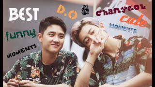 EXO | BEST FUNNY \u0026 CUTE MOMENTS | D.O \u0026 CHANYEOL