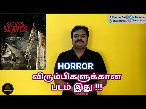 Satan's Slaves (2017) Indonesian  Horror Movie Review In Tamil By Filmi Craft