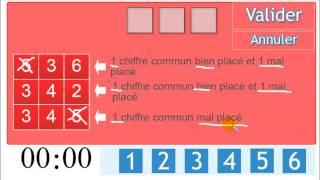 Test 2, Exercice 5 Les carrés logiques