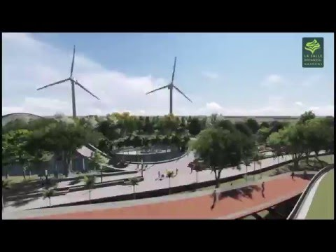 La Salle Botanical Gardens - Walkthrough
