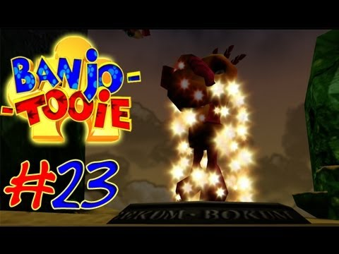 Let's Play Banjo-Tooie - Part 23: Around the World
