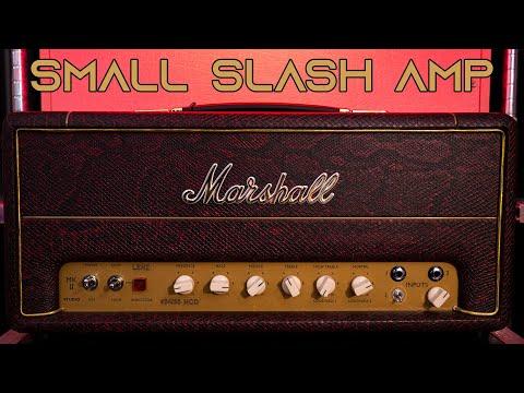 The Ultimate SLASH Amp for @JakobSlash | Marshall SV20H #34/36 Mod