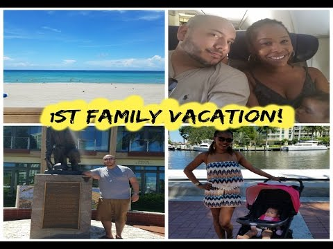 1st Family Vacation!! Vlog 6
