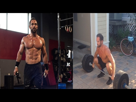 Download Rich Froning training CrossFit 2017 Images