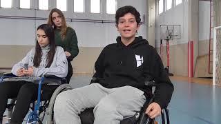 Download LAB 1: sperimentare la disabilità motoria