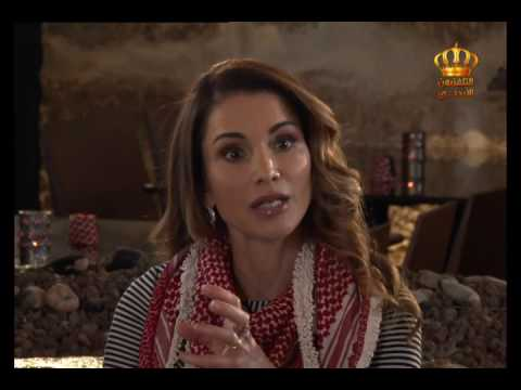 English News at Ten on Jordan Television 11-01-2017