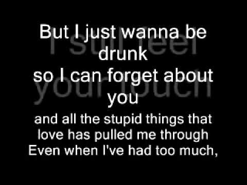 Not drunk enough - Adele Erichsen lyrics