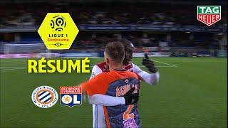 Montpellier Hérault SC - Olympique Lyonnais ( 1-1 ) - Résumé - (MHSC - OL) / 2018-19