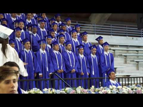 Waiakea High Commencement - Hawaii Ponoi 2016