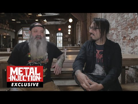 Kirk Windstein On Going Solo, Making DOWN's Nola 25 Years Ago, CROWBAR & More | Metal Injection