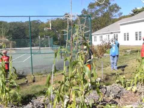 Garden Open House at Chebeague Island School
