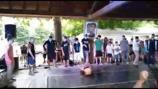 Lungo la Strada #Break Dance #Mat Funk #Uncontrolled Beat