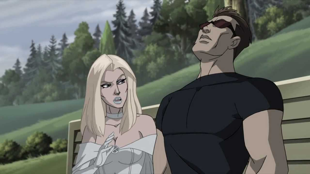 Emma Frost And Cyclops Child