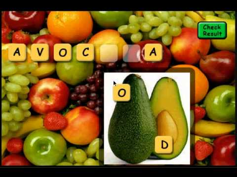Fruit Scrabble FREE Android