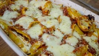 Stuffed Shells - Cooked By Julie - Episode 108