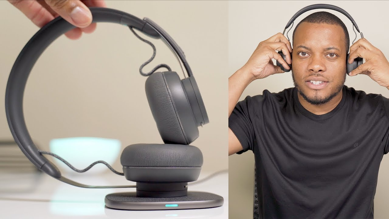 Logitech Zone Wireless Headset Review Wireless Charging Youtube