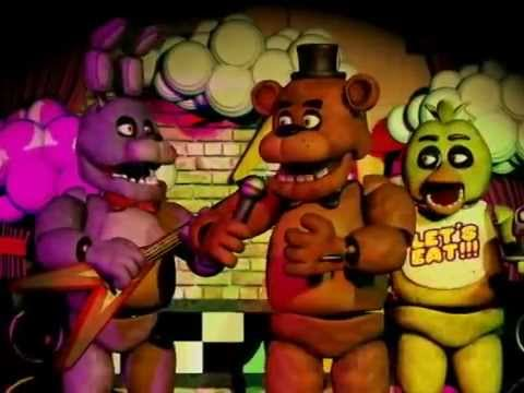 five nights at freddy's trailer - youtube