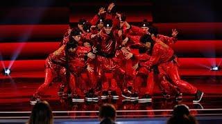 [Eng-Vietsub] Just Jerk: Nhóm nhảy Hàn Quốc với màn vũ đạo SỞN GAI ỐC vì quá đồng bộ (AGT P.2)