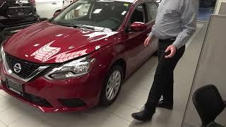 2018 Nissan Sentra SV Technology