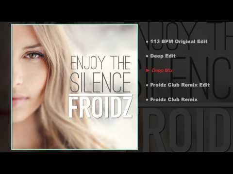 Froidz - Enjoy the silence (teljes album)