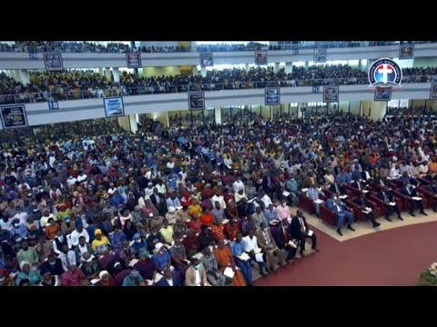 Sunday Worship Service (22/22/20) @ Dclm Gbagada Hq With Pastor Kumuyi