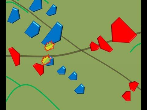 4分で楽しくわかる:小牧長久手の戦い - YouTube