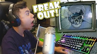 KID FREAKS OUT PLAYING VIDEO GAMES!!! Channel Updates, Cruise Week & Our New Game Show!