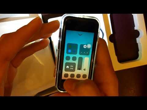 Mini iphone 7plus unboxing 📱