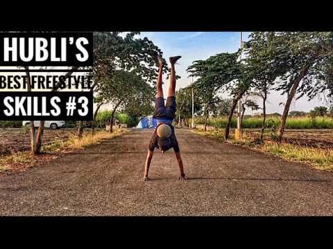 Hubli's best freestyle skills #3 | Till I collapse - Eminem | Avinash yuvaraj