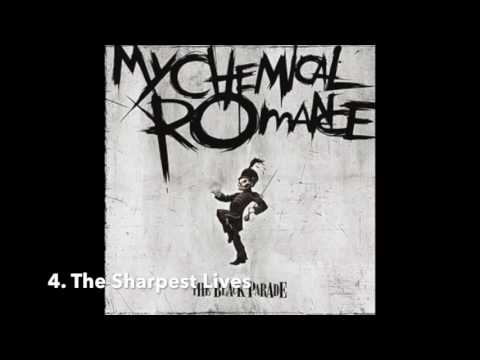 My Chemical Romance - The Black Parade [FULL ALBUM 2006]